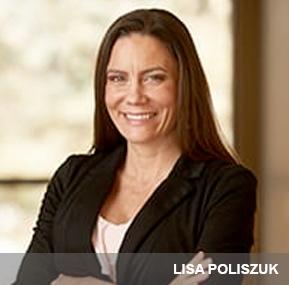 Lisa Poliszuk, Office Manager